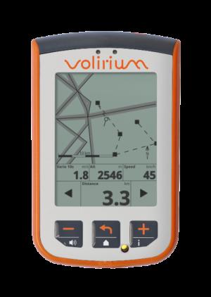 Volirium P1 paragliding vario