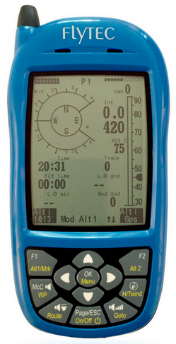 GPS problem in Flytec and Bräuniger varios fixed